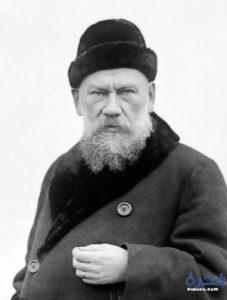 الكاتب الروسي ليو تولستوي